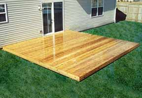 Decks Cross Country Contractors