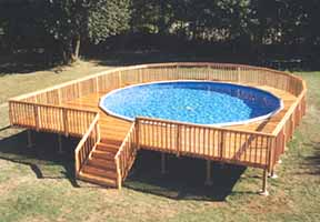 Pool decks cross country contractors for Swimmingpool verkleidung